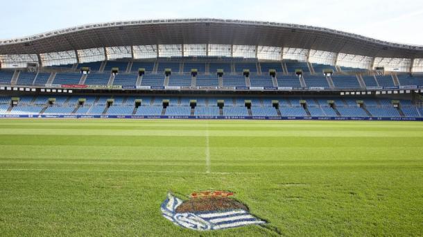 Estadio Municipal de Anoeta | Foto: Real Sociedad