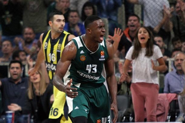 Thanasis Antetokounmpo (Panathinaikos). | Foto: Euroleague