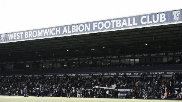 Este puede ser uno de los últimos partidos de The Hawthorns en Premier League durante un tiempo. Foto: Premier League