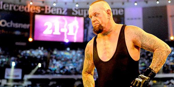 Resultado de imagem para undertaker defeated wrestlemania