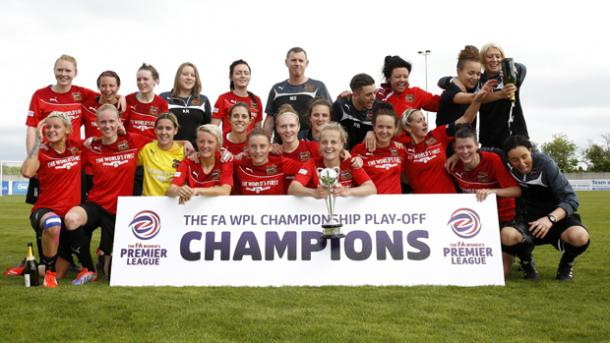 What will Sheffield FC do in the WSL this year? | Photo: The FA