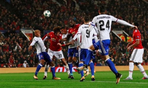 Il gol di Lukaku per il 2-0 | theguardian.com