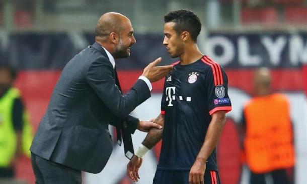 Thiago has learned from one of the best.