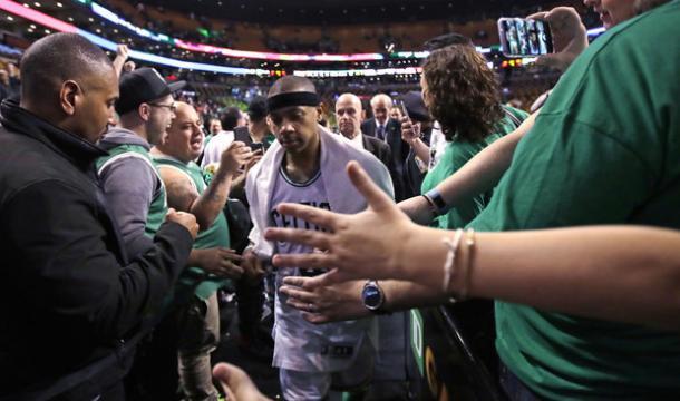 Isaiah Thomas, stella del presente e del futuro dei Celtics - Foto MassLive