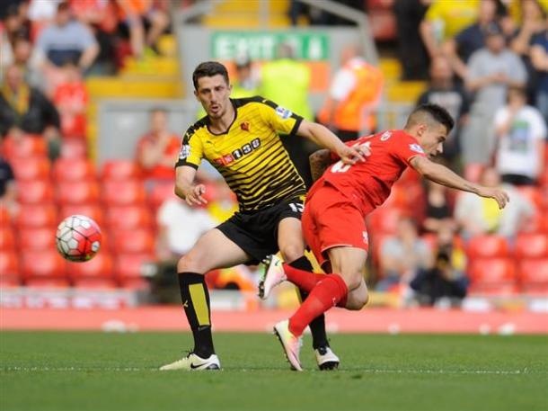 Cathcart believes the QPR test will be a different level (Photo: Getty Images)