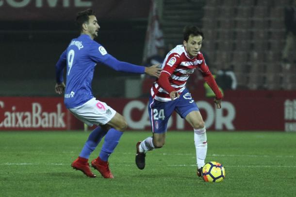 Espinosa está marcando la diferencia en la mediapunta. Foto: Antonio L Juárez
