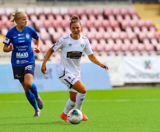 Norweigan national team midfielderVilde Bøe Risa