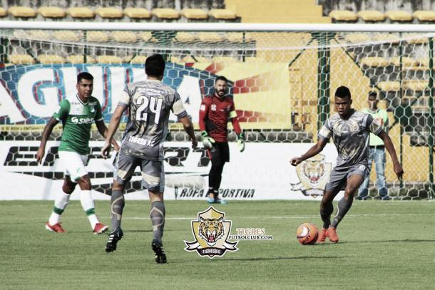 Foto: Tigres Fútbol Club