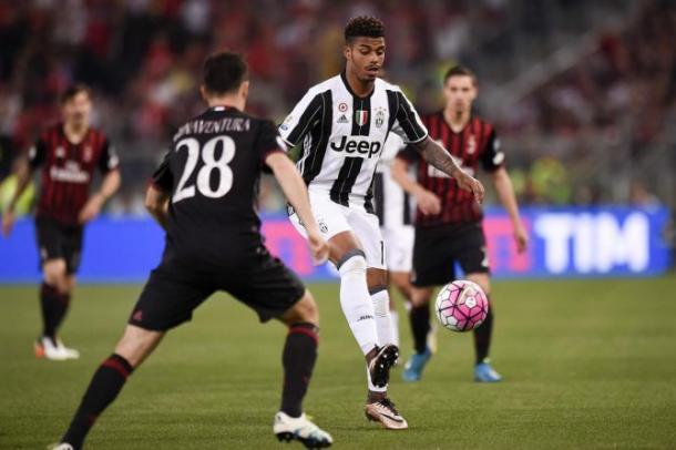 Mario Lemina in azione. (fonte immagine: calcioweb.eu)