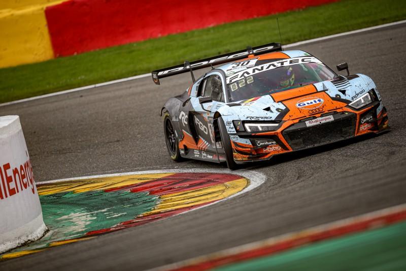 Audi R8 GT3 de Franco Colapinto: Foto GT World