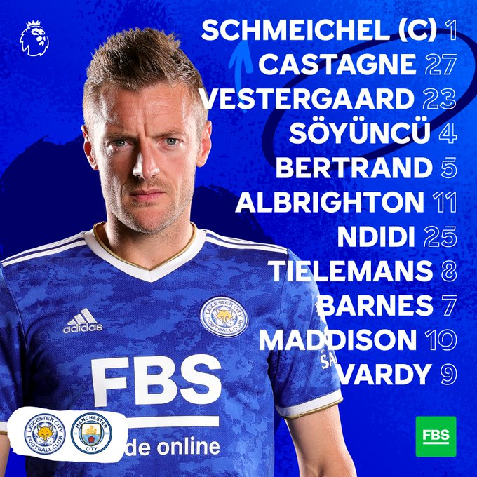 Foto: Leicester City FC