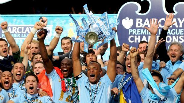 El Manchester City levanta el título liguero | Fotografía: Manchester City