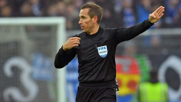Tobias Stieler / Fuente: Deutscher Fussbal-Bund