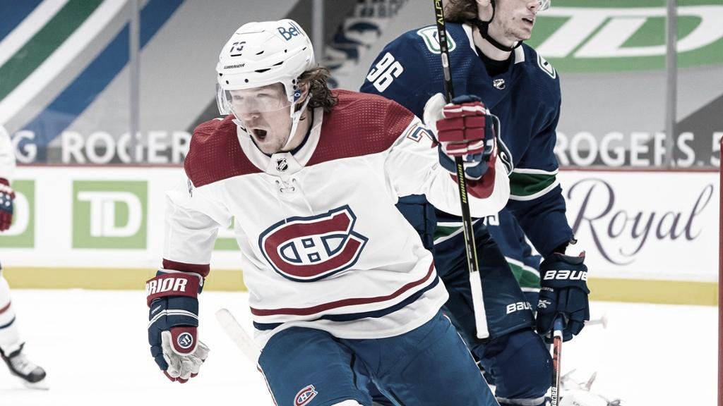 Toffoli ha encajado perfectamente en los Habs   Foto: NHL.com