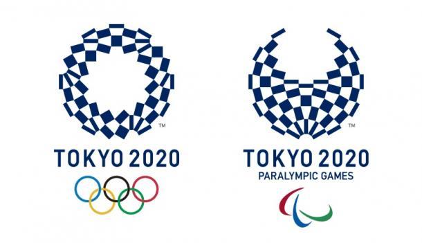 Los logos de los Juegos Olímpicos y los Juegos Paralímpicos de Tokio 2020. Imagen: jrailpass.com