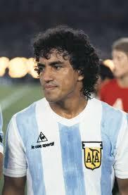 Gallego, un emblema de la Selección. Foto: El Gráfico
