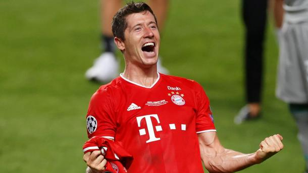 Robert Lewandowski / FOTO: UEFA.com
