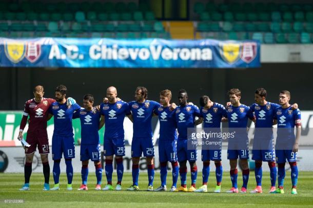 Imagen del encuentro entre Chievo y Torino de Serie A 16/17 / Foto: gettyimages