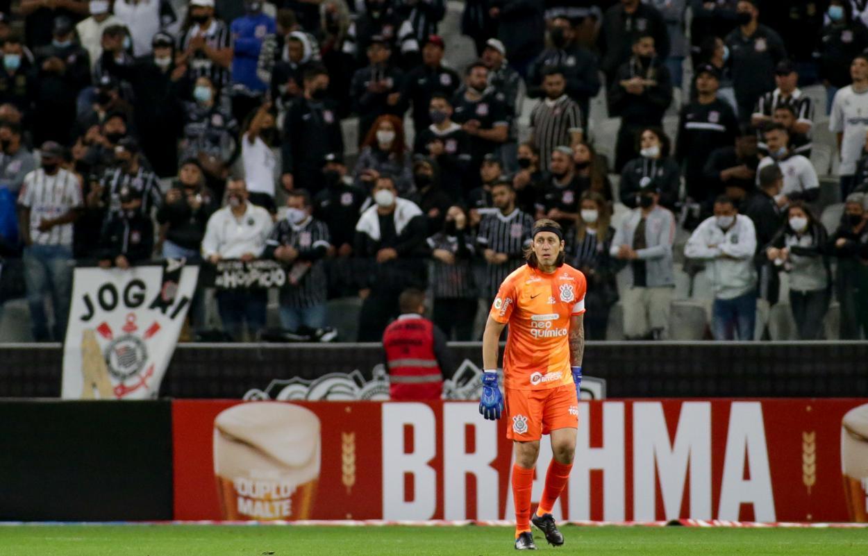 Torcida do Corinthians retornou ao estádio na vitória contra o Bahia (Foto: Rodrigo Coca/Agência Corinthians)