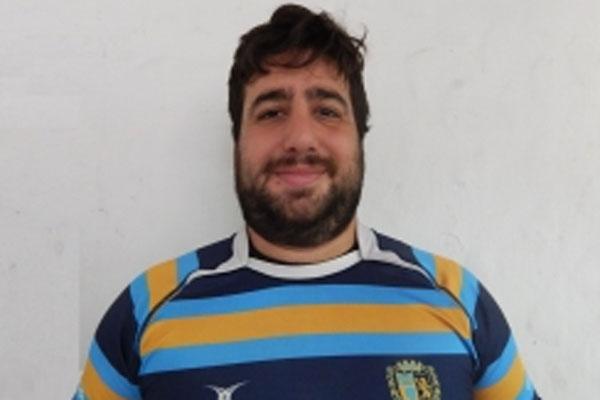 Juan Masi, jugador agredido | Foto: lanacion.com.ar