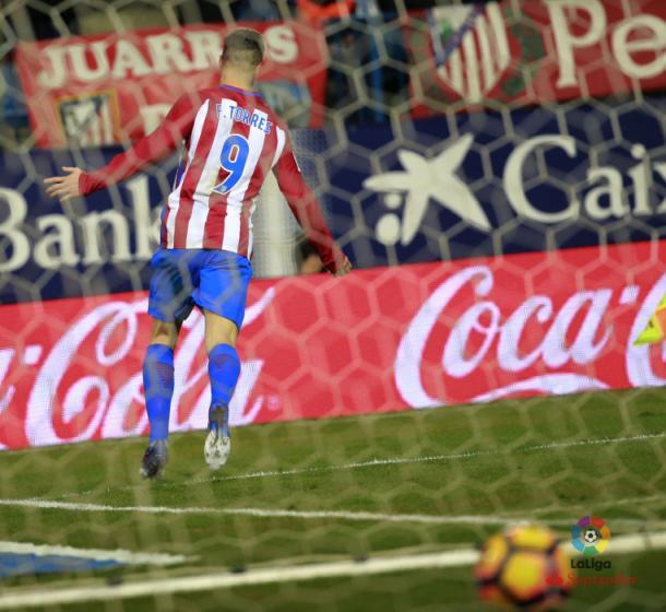 Ancora Torres ad inizio ripresa, www.laliga.es