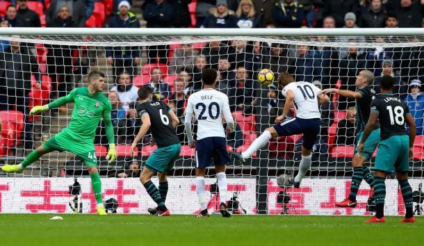 QUI TOTTENHAM - Tripletta di Kane, gli Spurs ne fanno cinque al Sunderland
