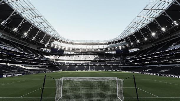 Tottenham Hotspur Stadium./ Foto: Premier League