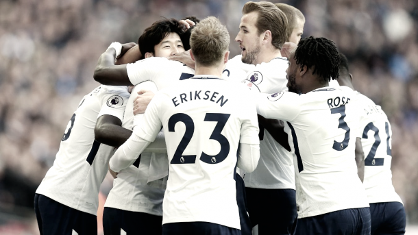 El Tottenham buscará dar la sorpresa en el Etihad./ Foto: Premier League