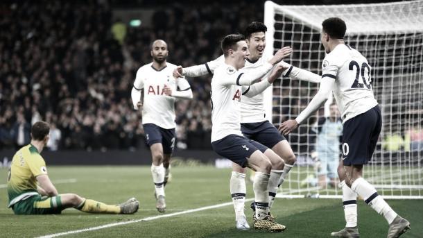 Tottenham./ Foto: Premier League
