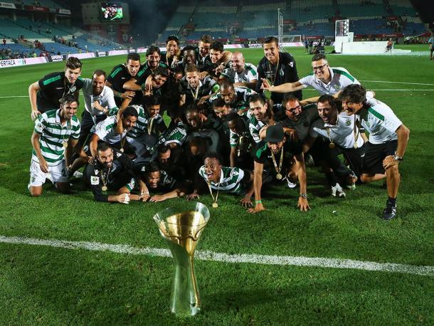 O ano passado o Benfica deixou escapar a Supertaça depois da derrota por 1-0 frente ao Sporting | Foto: MaisFutebol