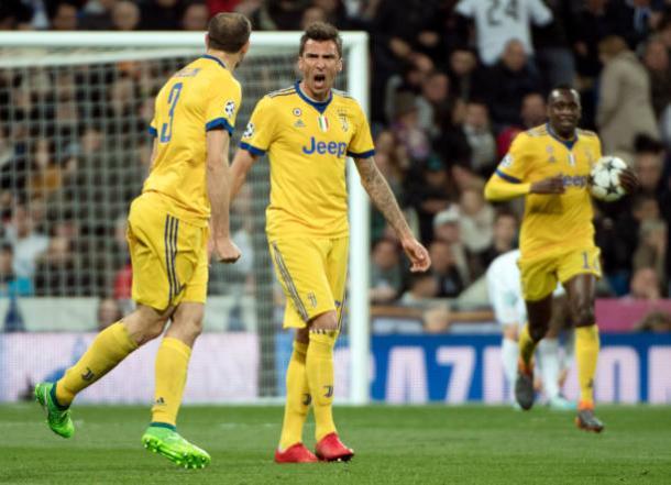 Mandzukic deu muitas esperanças aos italianos | Foto: Curto De La Torre/Getty Images