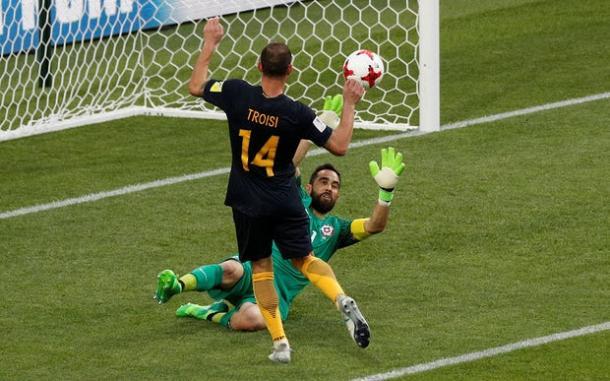 Il pallonetto di Troisi | www.theguardian.com