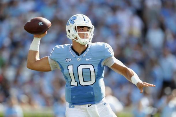 Trubisky may not go quite as high as some originally thought | Streeter Lecka, Getty Images