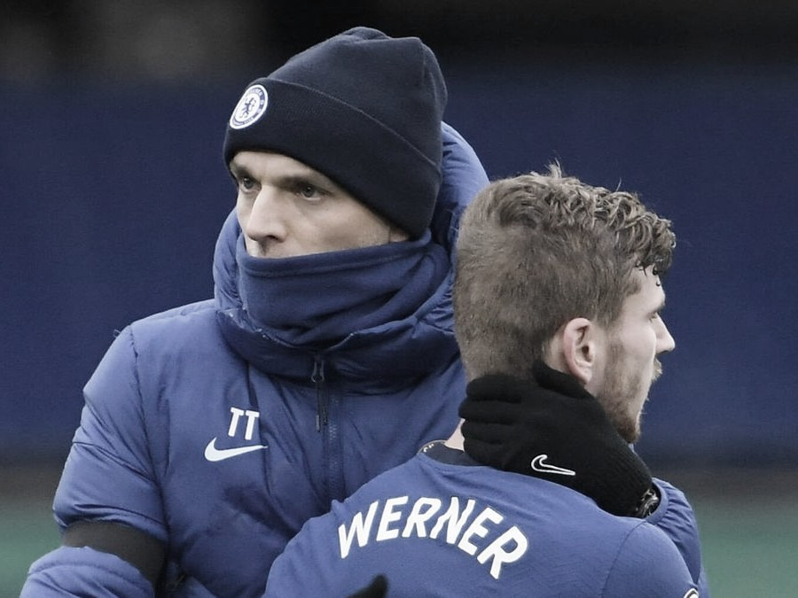 ¿Podrá Werner seguir en Chelsea?   Foto: Premier League