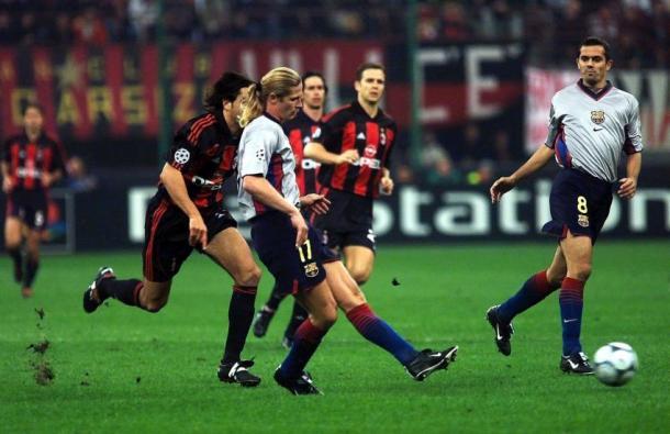 Partido de Champions (foto:cronologíafutbolística)