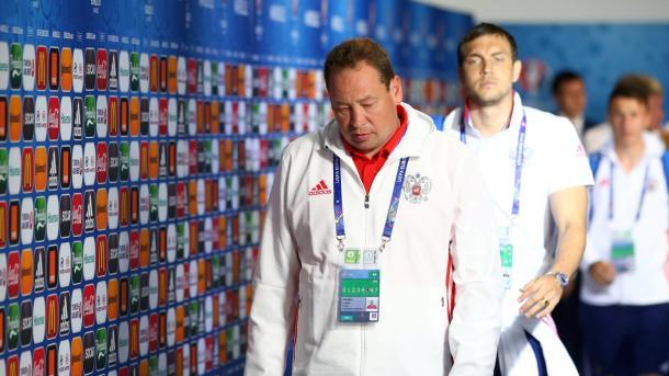Slutski - Foto: UEFA Euro 2016