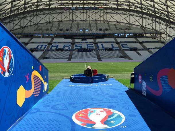Lo stadio Velodrome di Marsiglia. (fonte immagine: UEFA.com)
