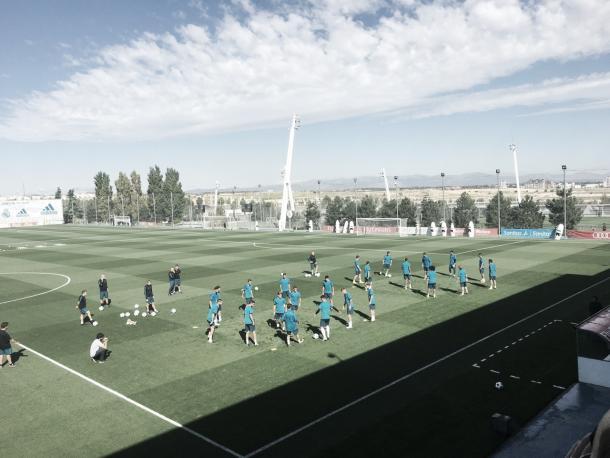 Equipe merengue se prepara para o confronto contra o APOEL | Foto: Divulgação/Uefa