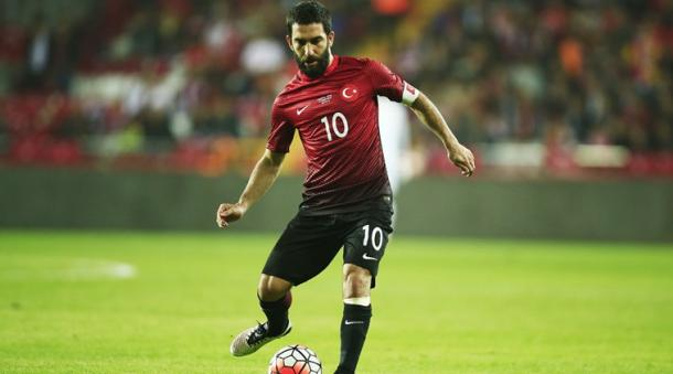 Turan will be looking to put in a good performance against Spain (Photo: Getty Images)