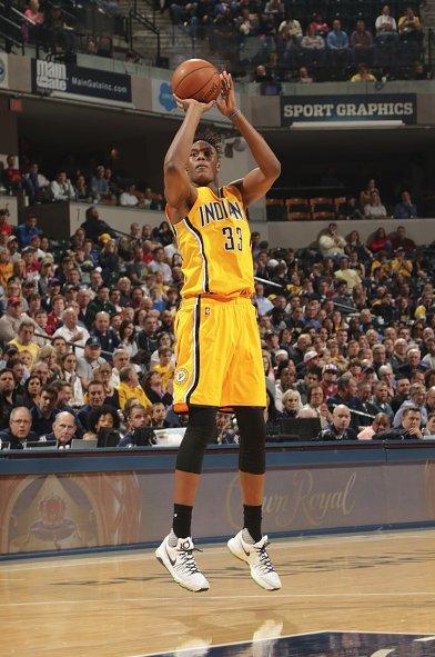 Myles Turner. Foto: Indiana Pacers