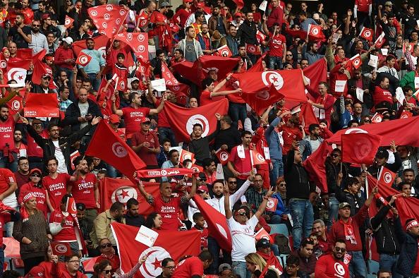 Festa nas arquibancadas: Tunísia está na Copa do Mundo