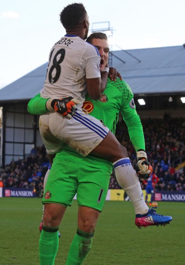 Premier League Goleada Per Sunderland Ed Everton West
