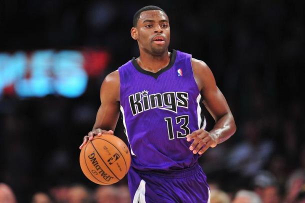 Tyreke Evans spent four seasons with the Kings and won Rookie of the Year. Photo: Gary A. Vasquez-USA TODAY Sports