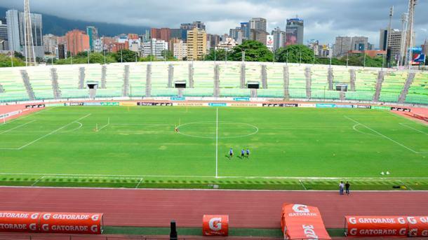 Estadio Olímpico de la UCV / FOTO: FVF
