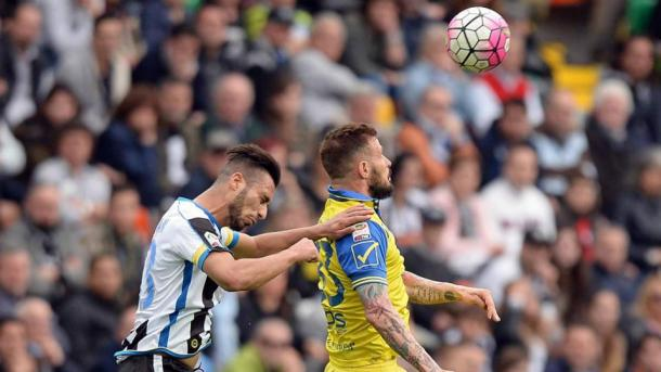 Udinese Chievo Verona 0-0, lapresse.it