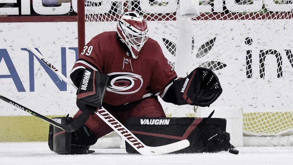 Alex Nedeljkovic | Fuente: NHL.com
