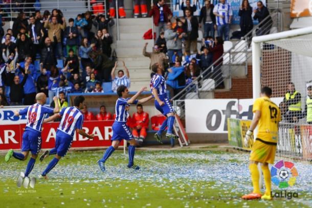 Equipe basca está a um passo da primeira divisão (Foto: Divulgação/La Liga)