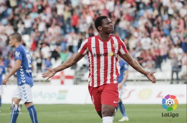 Almería vence e respira; Oviedo perde e sai da zona de Playoffs (Foto: Divulgação/La Liga)