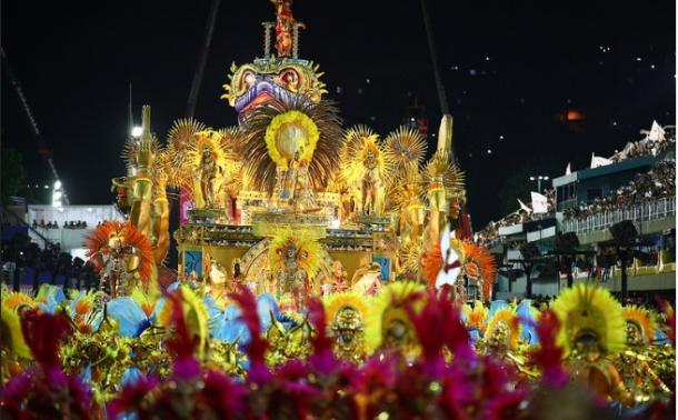 Unidos de Padre Miguel foi destaque / Créditos: Gabriel Nascimento | Riotur