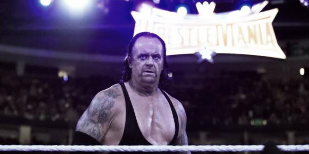 Will WrestleMania 33 be the last we see of The Undertaker in a WWE ring? (image: stillrealtous)